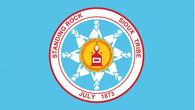 Standing Rock Flag